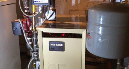 WeilMclain Boiler